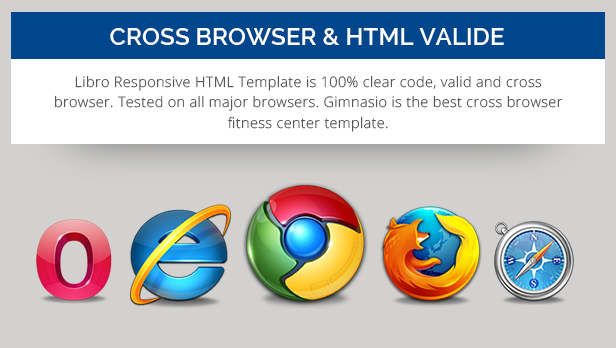 Libro Responsive HTML Template